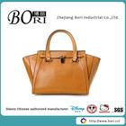 Promotion stocklots handbag women hand bags