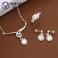 2014 2014 ali express perfect design jewelry set