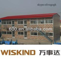 wiskind light steel structure prefab modular building