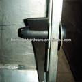 Piastra forma concreta forma concreta costruzione pin stub, standard perno di testa rotonda pin) pannello in alluminio