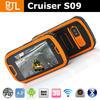 Cruiser S09 1.2GHz android 4.3inch ip68 3000Mah waterproof gsm phone china