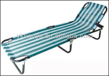 Fashionable creative outdoor foldable usa flag camp bed