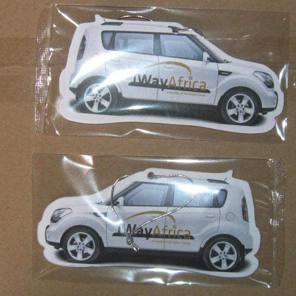 Paper air freshener & Lasting scent custom car paper air freshener wholesale