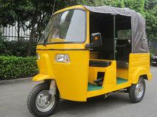 bajaj 3 wheel motorcycle passenger tricycle