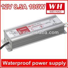 waterproof led driver LPV-100-12 12v 100w transformer