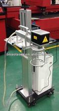 Handle Type Fiber laser Marking machine, fiber laser engraving machine portable 20w