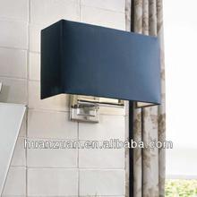 ocean style ink head board wall light , wall lamp, semi-rectangel
