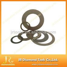 Metal bond & resin bond super thin grooving diamond brand tungsten carbide cutting disc