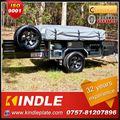 Truck camper remolque