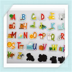 Lovely Alphabet 3d Fridge Magnet for Fridge for Kids Learning