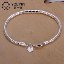 2014 guangzhou fashion diy snake chain bracelet