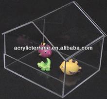 Acrylic Bird Bath House Large - db131200316
