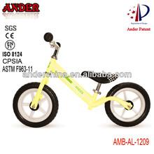 2015 Aluminum kids balance bike Kid scooter bike Child running bike (Accept OEM)