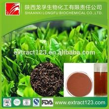 High quality instant black tea extract powder