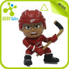 plastic ice hockey player