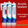 Best Selling!!! Paintable Odorless Acrylic Sealant / Acrylic Glue / Acrylic Water Based Adhesive