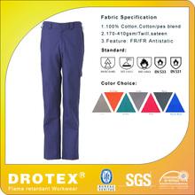 Flame Retardant Trousers/ Fire Proof Fabric(EN11611,EN11612,EN14116)