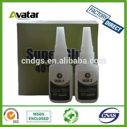 Clear Liquid Super Glue 401 20g