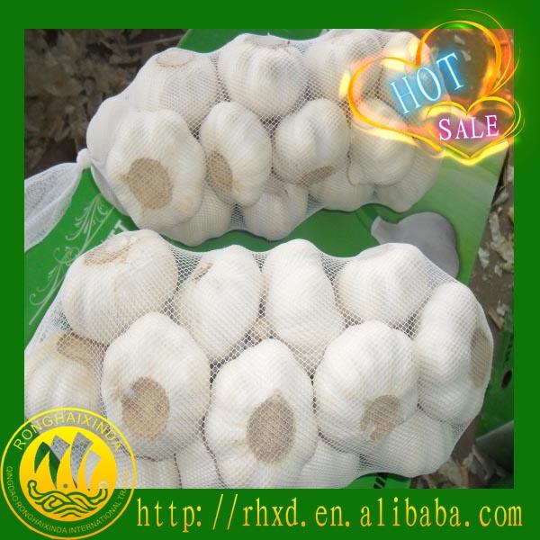 2015 new chinese natural fresh garlic