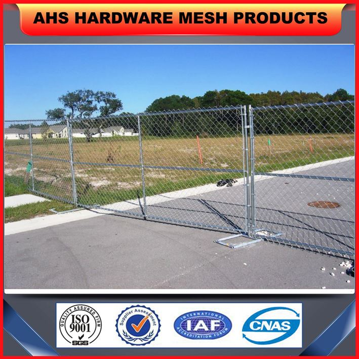 AHS 1299 ISO9001 AHS 2014 High quality types of fencing