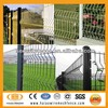Green hot dipped galvanized wire mesh fence