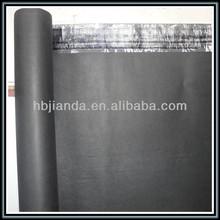 Building materials Asphalt roofing felt underlayment tensile fabric roof membrane