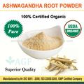 raízes ashwagandha extrato da índia