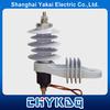 Yakai IEC Silicon Rubber Housing 11KV Lightning Arrester 5KA / 10KA