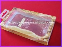 PVC blister packing box for mobile phone case