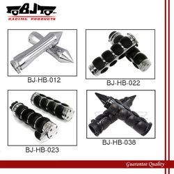 "Universal hot sale 7/8"" 25mm CNC aluminum motocross handlebar grips motorcycle handle grips for harley davidson"