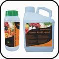 promover el crecimiento de la planta de fertilizantes de ácido húmico y acondicionador de suelos