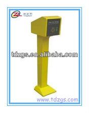 plane head parking toll machine,rfid gate control system