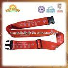 Sublimation Luggage Belt/ luggage strap