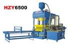 Model HZY-6500 Hydraulic Pressure Cement Concrete Block Interlocking Brick Shaping Machine Manufacturing In China