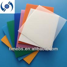 Twin wall fluted/corrugated polypropylene sheet