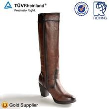 WBO00090, new design dark brown fashion women winter boots