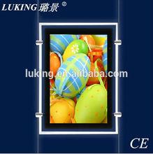 22inch hanging LCD digital advertising digital display