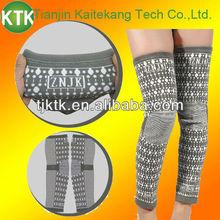 Knee joint healthcare comfortable tourmaline long knee brace KTK-S001LE