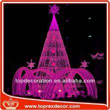 Alibaba supplier christmas fiber optic tree