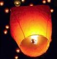 venta al por mayor chino volando linternas del cielo