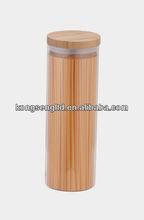 Airtight vasilha de vidro paster chá vasilha vasilha