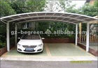 Aluminum Metal Frame Car Shed,Car Shelter,Outdoor Used Two Car Garage Tent