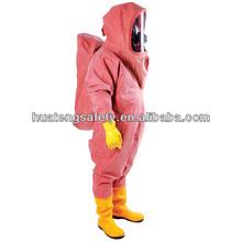 Chloroprene Rubber Omniseal Heavy Duty Chemical Hazmat Suit