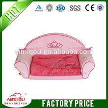 Pet products wholesale Fashionable round sofa cum bed design