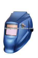 royal blue 3M PA material CE ROHS qualified exported auto-darkening welding mask