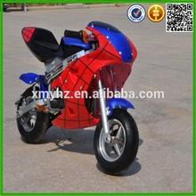 49cc mini kids gas motorcycles for sale(SHPB-008)
