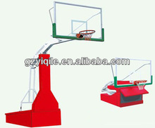 Manual hydraulic basketball hoops for sale portable stands