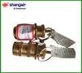 Compresor de aire de cobre de la válvula de seguridad/de aire del compresor de piezas/eléctrico del compresor de aire
