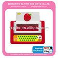 Jugueteseducativos máquina de escribir, aprendizaje de las matemáticas juguetes, el recuento de palos para los niños