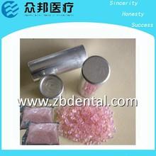 Valplast dental material /acrylic resin